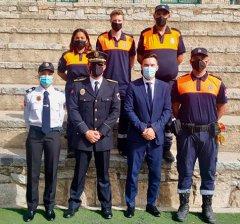 Arroyomolinos   La Agrupación de Protección Civil ya cuenta con 52 voluntarios Escrito por Redacción  Domingo, 25/07/2021