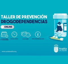 Boadilla del Monte | Abierta la inscripción para el taller de prevención de drogodependencias