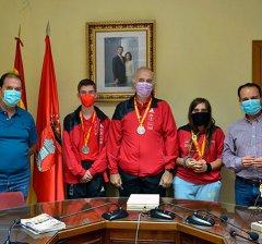 Guadarrama | Agradecimiento a los deportistas del CETM Sierra del Guadarrama por sus triunfos y trabajo