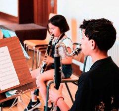 San Lorenzo de El Escorial | La Escuela Municipal de Música y Danza Maestro Alonso comienza sus clases