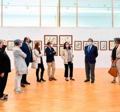 Villanueva de la Cañada | El C.C. La Despernada acoge una exposición de grabados de Picasso, Miró y Dalí