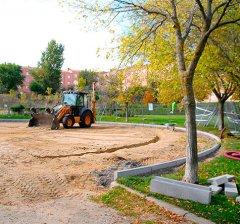 Boadilla del Monte | El Ayuntamiento inicia las obras de mejora en el parque Azorín