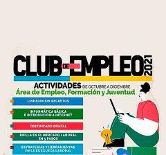 Collado Villalba | Nuevos talleres gratuitos para este otoño desde el Club de Empleo