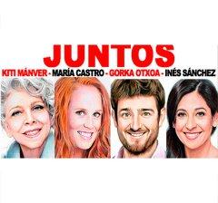 Moralzarzal | Juntos, protagonizada por Kiti Mánver, el 6 de noviembre en el Teatro Municipal